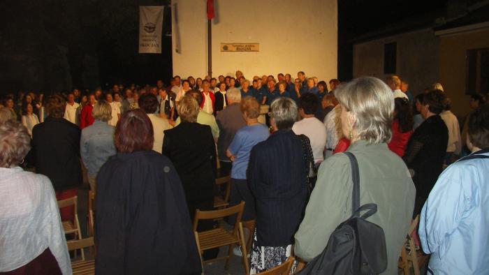 Zbori kresni noči, 2007