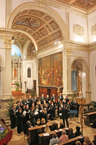 Koncert božičnih pesmi, Piran
