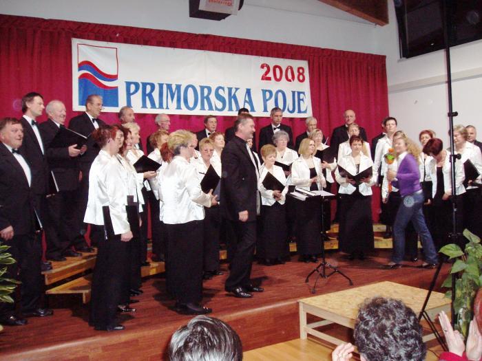 Primorska poje, Bazovica