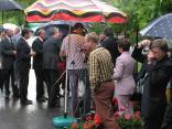 Otvoritev vodovoda Plešivica